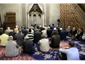 Kayseri'de Regaip Kandili Dolayısıyla Program Düzenlendi