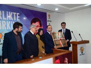 Adalet Bakanı Bekir Bozdağ'ın Bitlis Ziyareti (2)