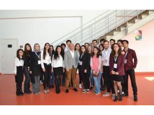 Bahadır Kul, Projelerinin Hikayelerini Üniversite Öğrencileriyle Paylaştı