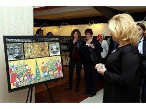 İstanbul'un Çiçek Bahçeleri ADÜ'de Sanatseverlerle Buluştu
