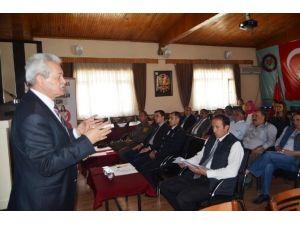 Selendi'de Toplum Liderleri İle Kan Bağışı Artacak