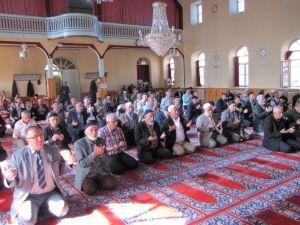 Hisarcık'ta Şehit Polis Ve Askerler İçin Mevlit Okutuldu
