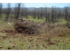 Silvan'da bulunan el yapımı patlayıcılar imha edildi