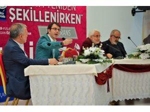 Dünya Yeniden Şekillenirken Konferansı Körfez'de Yapıldı