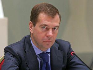 Rusya Başbakanı Medvedev Bakü'de