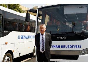 Seyhan Belediyesi Araç Filosunu Yeniliyor