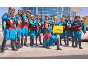 Tavşanlı Halk Oyunları Ekibi Türkiye Finallerine De İddialı Hazırlanıyor