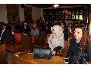 Aday Öğretmenler Nevşehir Belediyesi'ni Tanıyor