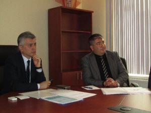 Sandıklı Kaymakamlığı SYDV İlçe Müdürlüğü 2016 Yılı Projelerini Tanıttı