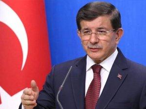 Başbakan Davutoğlu Hükümetin 3 Aylık Karnesini Verdi