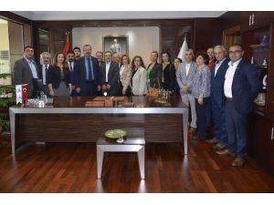 Eskişehir CHP'den Başkan Ataç'a İade-i Ziyaret