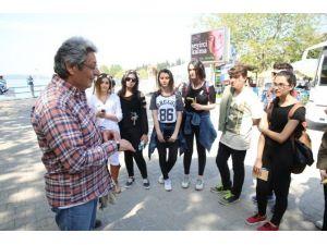 Öğrenciler Gölyazı Sakinleriyle Röportaj Yaptı