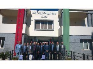 SAÜ Uluslararası İşbirliği Projelerine Bir Yenisini Daha Ekledi