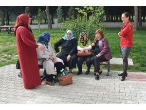 Akgedikli Kadınlar Sağlık Taramasından Geçti