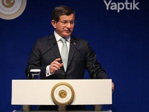 Başbakan Davutoğlu: Verdiğimiz vaatlerin yüzde 100'ünü gerçekleştirdik