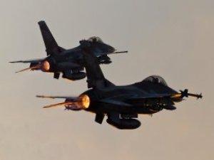 TSK'dan 3 Bölgeye Hava Operasyonu