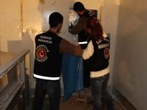 Mersin'de 2 Milyon Adet Uyuşturucu Hap Ele Geçirildi