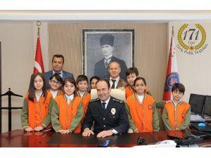 Polis Teşkilatının 171. Yıldönümü Etkinlikleri