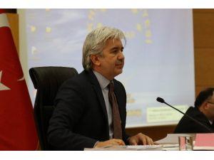Akhisar Belediyesi Nisan Ayı Meclis Toplantısı Yapıldı