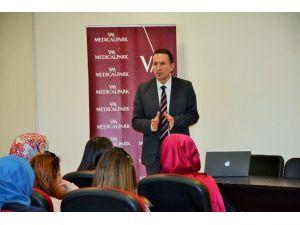 Körfez Belediyesi Eğitim Seminerleri Devam Ediyor
