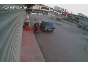 Soğan Hırsızlığı Kamerada