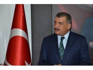 Başkan Gürkan'ın, Polis Teşkilatının Kuruluş Yıl Dönümü Mesajı