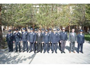 Tercan'da Türk Polis Teşkilatı'nın 171.kuruluş Yıldönümü Etkinlikleri
