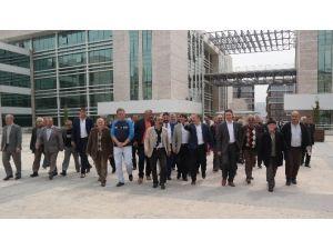 AK Parti Atakum İlçe Başkanlığı'ndan Kılıçdaroğlu Hakkında Suç Duyurusu