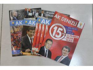 AK Parti Denizli'nin Dergisi Dijital Platforma Taşındı