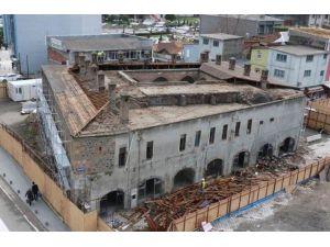 Taşhan Restorasyonu 2017'de Bitecek
