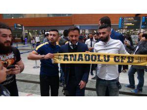 Fenerbahçe, Konya'ya gitti