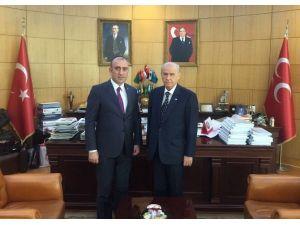 Rize MHP İl Başkanı Birben'den Genel Başkan Adaylığını Rize'den Açıklayacağını Belirten Özdağ'a Tepki