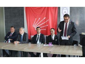 CHP'li Milletvekilleri Niğde'de