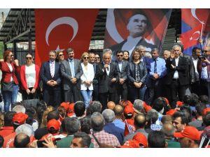 """Bayraklı Belediye Başkanı Karabağ: """"Benim Sesimi Kimse Kısamaz"""""""