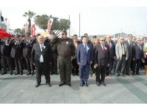 Türk Polis Teşkilatının 171 Kuruluş Yıl Dönümü Bodrum'da Kutlandı
