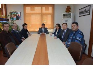 """Bafra'da """"Kobigel"""" Projesi Tanıtıldı"""