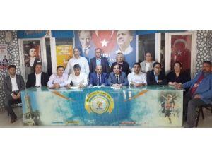 AK Parti Olaylı Meclis Toplantısında Faturayı Başkan Arslan'a Kesti
