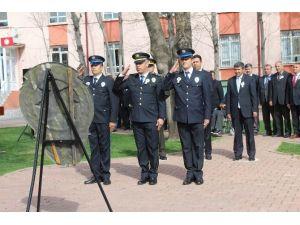 Gemerek'te Polis Haftası Kutlandı