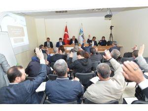 Yeşilyurt Belediye Meclisi'nde Komisyonlar Yeniden Belirlendi