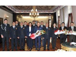 Türk Polis Teşkilatının 171. Kuruluş Yıldönümü Ve Polis Haftası Etkinlikleri