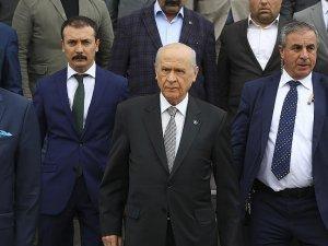 MHP Genel Başkanı Bahçeli: Hiç kimse olağanüstü kongre beklemesin