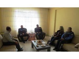 Ağrı'da 10 Nisan Polis Haftası Etkinlikleri