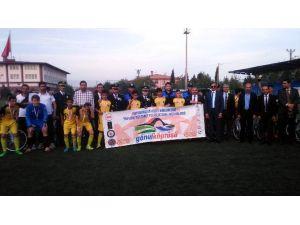 Mahalli Futbol Ligi Kazananları Ödüllerine Kavuştu