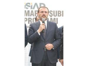 MÜSİAD'ın Kahramanmaraş'ta Yeni Hizmet Binası Açıldı