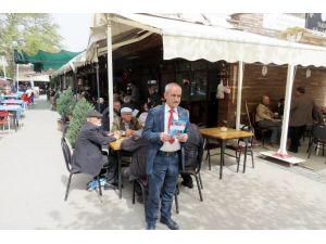 BBP Mudanyalıları Esnafa Sahip Çıkmaya Çağırdı
