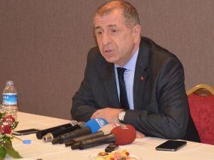 """MHP'li Özdağ: """"MHP, Kendi Kaderiyle İlgili Kararı Kendisinin Vermesi Gerekiyordu"""""""