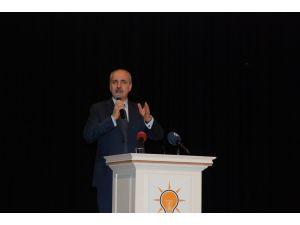 Kurtulmuş: Türkiye'ye diz çöktürmeye çalışıyorlar