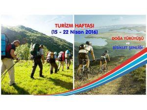 Aydın'da Doğa Yürüyüşü Ve Bisiklet Şenliği Yapılacak