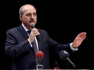 Başbakan Yardımcısı Kurtulmuş: 78 milyonu bölmeye kimsenin gücü yetmeyecek