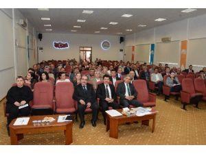 "Adana'ya ""Analiz Laboratuvarı"" Talebi"